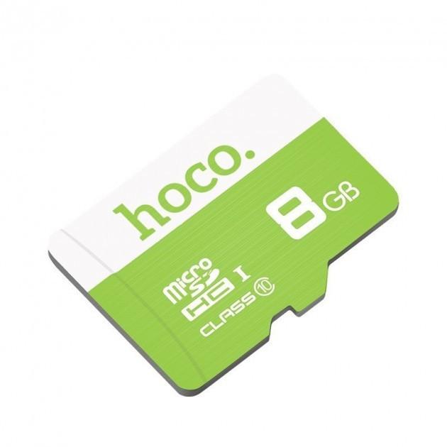 Карта памяти Micro SD HC Card Hoco 8Gb