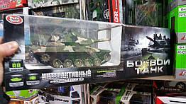 Танк на радіокеруванні Play Smart «Бойовий танк» 9807/8