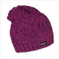 Зимняя вязаная шапка Чулок женская