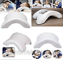 Ортопедическая подушка Туннель с эффектом памяти  Memory Pillow