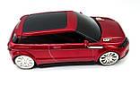 Антирадар  Full Band 360° ORIGINAL Красный  Автомобильный радар-детектор камер в виде машинки, фото 3