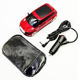 Антирадар  Full Band 360° ORIGINAL Красный  Автомобильный радар-детектор камер в виде машинки, фото 5
