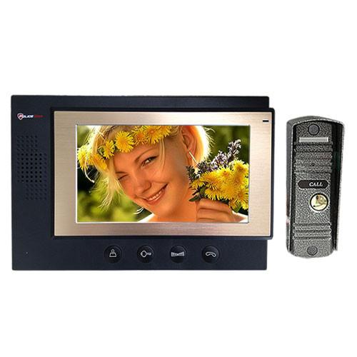 Комплект видеодомофона PoliceCam PC-701 (BC-4)