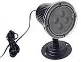 Уличный лазерный проектор для украшения домов новогодний  Festival Projection Lamp | 4 цвета 8 рисунков, фото 2