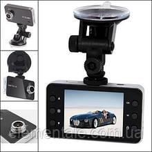 Автомобільний відеореєстратор DVR K6000 Full HD Black