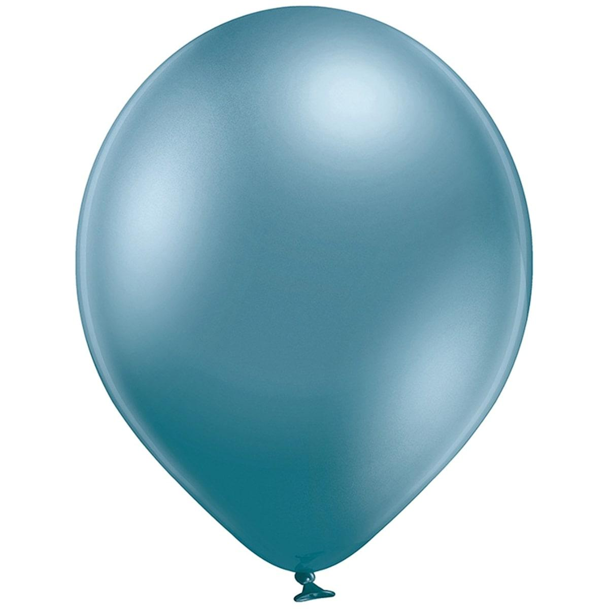 BelBal B105/605 Хром синий  glossy blue (25 шт)