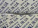 Уплотнительная планка окна задней левой двери Mercedes W212 A2127350165, фото 2