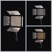 Накамерный видео свет Yongnuo YN-300 II, фото 1