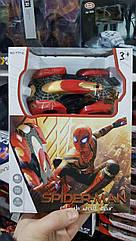 Машинка Спайдермен Людина павук їздить по стінах Climber car Spiderman y77-2