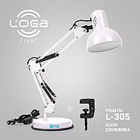 """Настольная лампа Пантограф L-305 """"Снежинка"""" (ТМ LOGA Light)"""