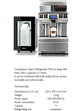 Кофемашина для кафе и офиса Saeco Aulika Top High Speed Cappuccino 10005234, фото 7
