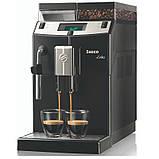 Кофеварка для дома Saeco Lirika Black 10004476 RI9840/01, фото 3