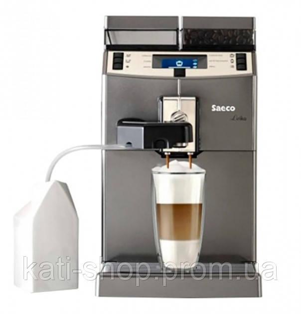 Кофемашина для дома профессиональная Saeco Lirika One Touch Cappuccino 10004768 RI9851/01