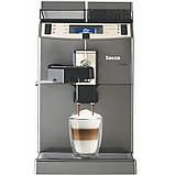 Кофемашина для дома профессиональная Saeco Lirika One Touch Cappuccino 10004768 RI9851/01, фото 2
