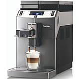 Кофемашина для дома профессиональная Saeco Lirika One Touch Cappuccino 10004768 RI9851/01, фото 3