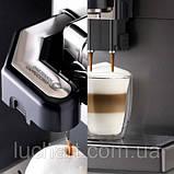 Кофемашина для дома профессиональная Saeco Lirika One Touch Cappuccino 10004768 RI9851/01, фото 7