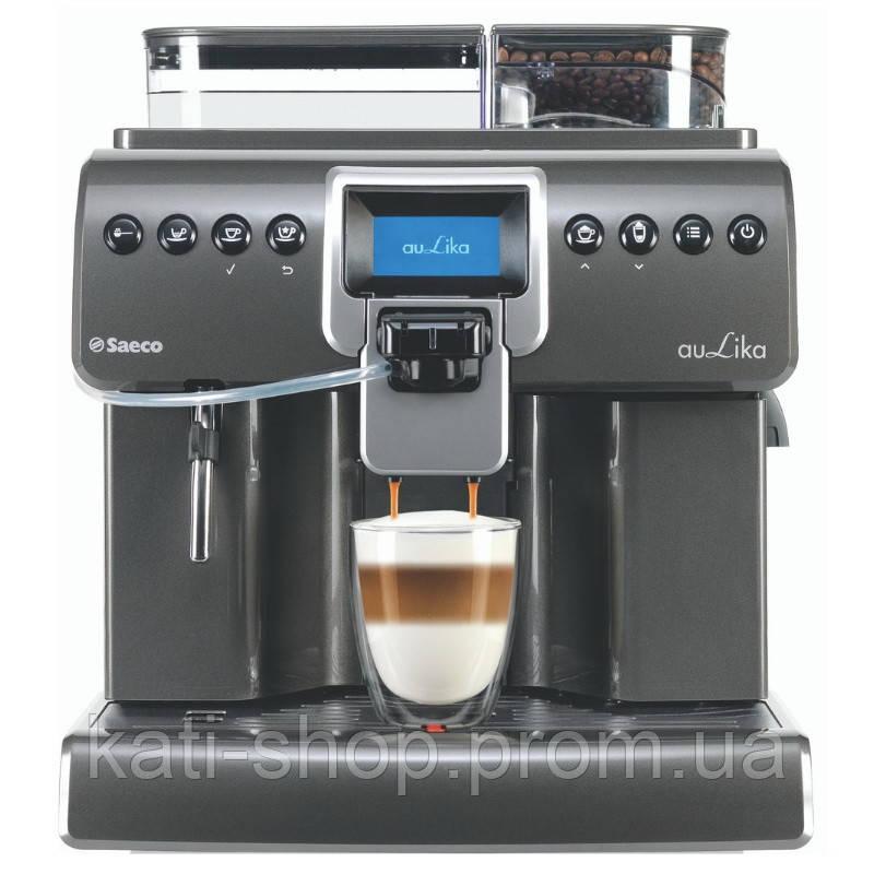 Кофемашина для дома и офиса Saeco Aulika Focus 10005231 RI9843/01