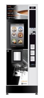 Кофейный автомат Necta Canto Touch