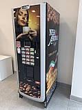 Кофейный автомат Saeco Atlante 500 2 кофемолки б/у, фото 3