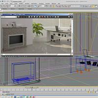 Визуализация изделий и интерьеров
