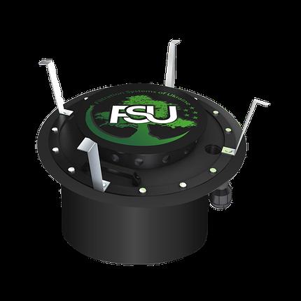 """Промышленно-бытовой фильтр """"под люк"""" из сепаратором влаги FSU для мусорных баков и садовых компостеров, фото 2"""
