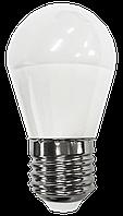 Лампа светодиодная 6W Е27 (3000К, 4000K, 6000К) 160° 480LM 220V, Numina, фото 1