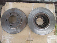 Б/у Тормозной диск передний Nissan Interstar 2004-2010