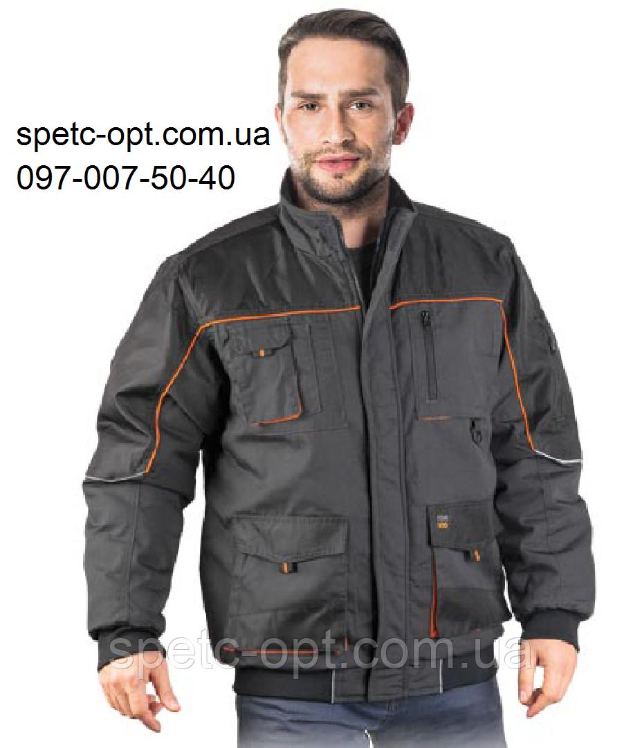 Куртка робоча утеплена FOR-WIN-J SBP. Зимова куртка робоча. Зимовий спецодяг.