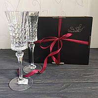Подарочный набор SuShef Gift-Box 2 бокала в коробке, фото 1