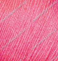 Нитки Alize Baby Wool 33 темно розовый