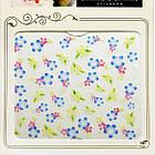 3D Наклейки для Ногтей Самоклеющиеся Nail Sticrer HSC004 Цветы Желтые, Голубые, Розовые, Слайдер Дизайн, фото 3