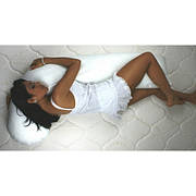 Подушка для вагітних Г-подібна 120 см