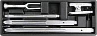 Вклад для инструментального шкафа YATO набор инструментов для автосервиса 5 шт