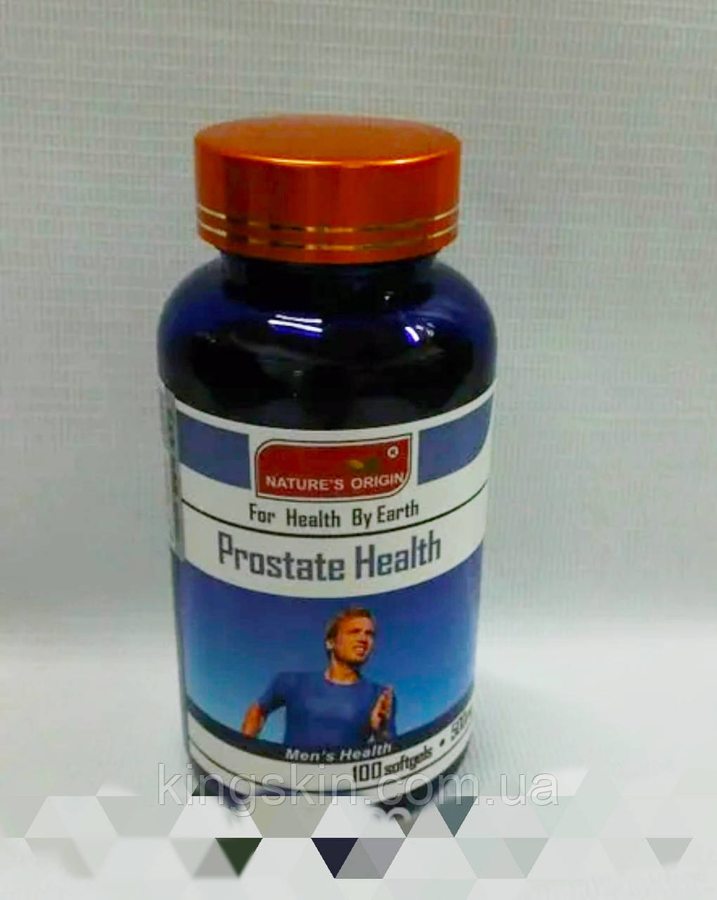 Купить Жидкие капсулы Prostate Health (Здоровая простата) - от простатита