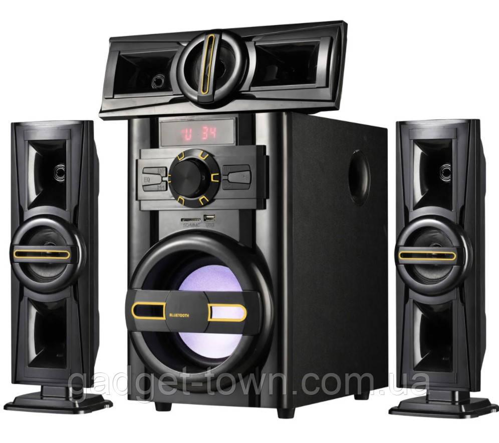 Акустическая система с сабвуфером 3.1 DJACK E-503 60W (Музыкальный центр)