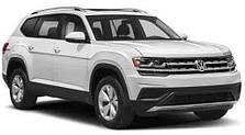 Защита двигателя на Volkswagen Atlas (с 2016 --)