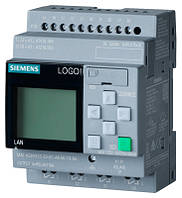 6ED1052-1MD00-0BA8 LOGO!12/24RCE Логический модуль Siemens LOGO!8