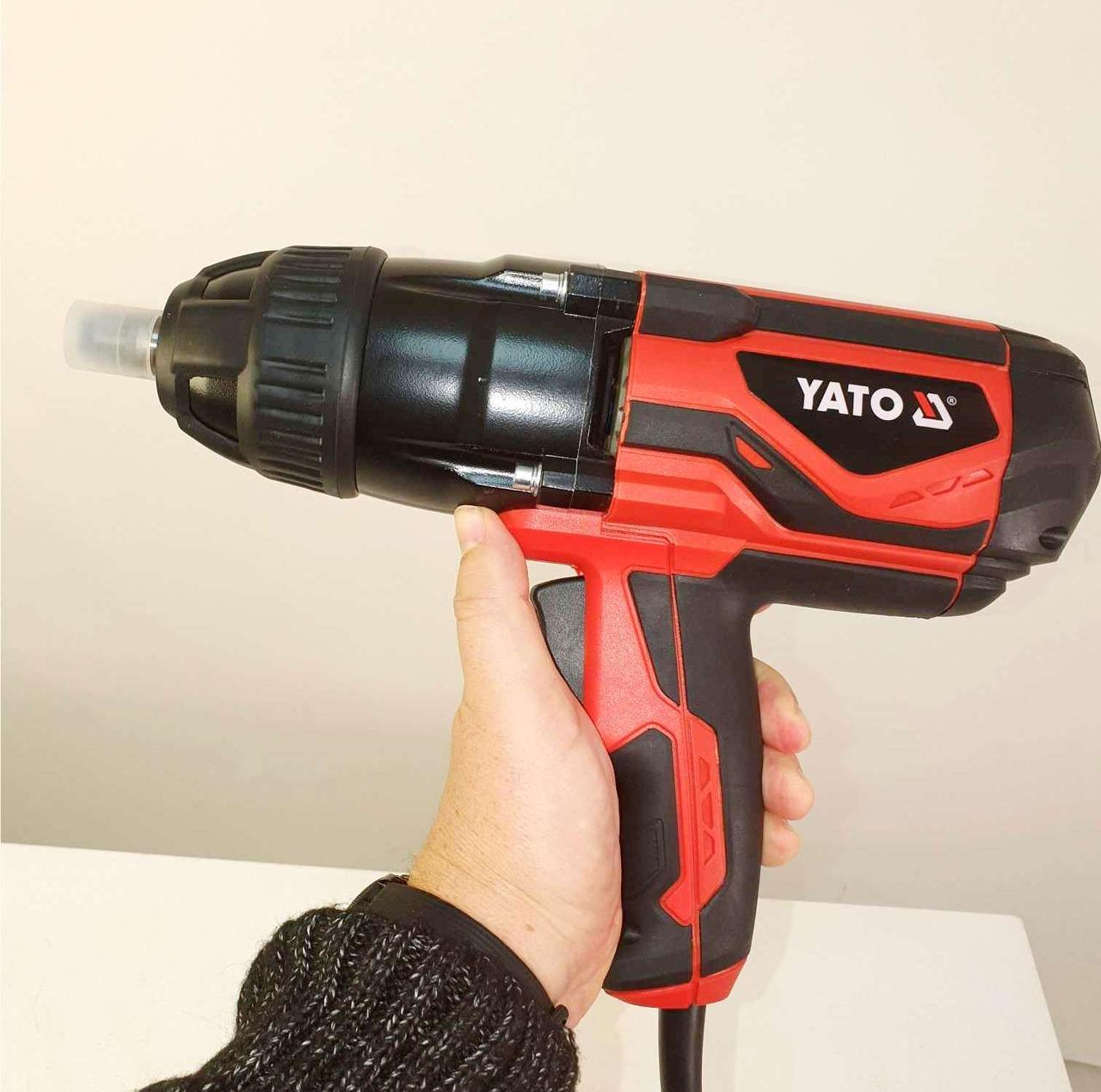 Ударный  гайковерт   YATO YT-82020