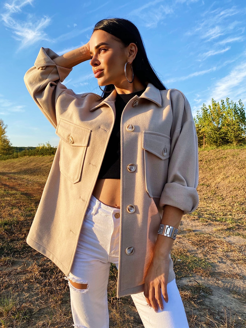 пиджак из пальтовой ткани женский купить
