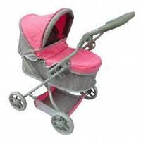 Детская коляска для кукол, игрушечная коляска, 9680W