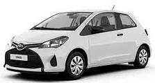 Защита двигателя на Toyota Yaris 3 (с 2017--)
