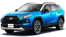 Защиты двигателя на Toyota RAV 4 (с 2018--)