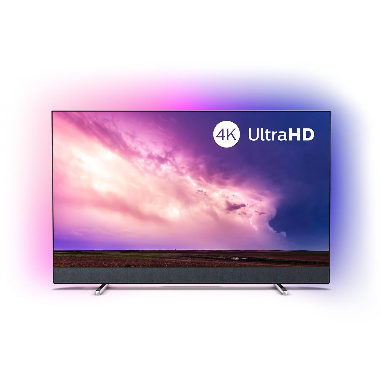 Телевизор Philips 50PUS8804/12 (Android 9.0, 4K Ultra HD, Smart, Quad Core, P5 Perfect Picture, DVB-С/T2/S2)