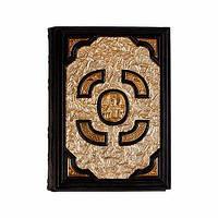 """Библия подарочная """"Златая"""" с иконой (М2), 175*240 мм., фото 1"""