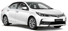 Защитаы двигателя на Toyota Corolla E21 (с 2018--)