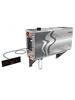 Парогенератор Harvia Helix HGX15, 15 кВт, об'єм сауни до 28 м. куб з пультом управлінням