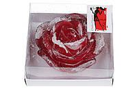 Декоративная свеча Роза BonaDi RM2-422
