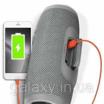 Колонка портативная Bluetooth Charge3 разные цвета