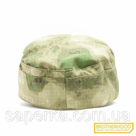 Военная кепка (Тризуб)  Brotherhood, цвет A-tacs FG, фото 2