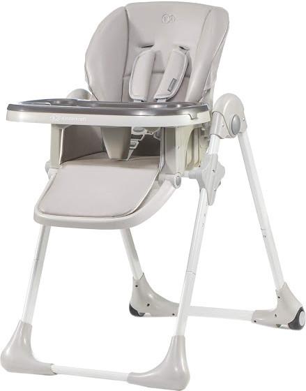 Стульчик для кормления Kinderkraft Yummy Grey (KKKYUMMGRY0000)